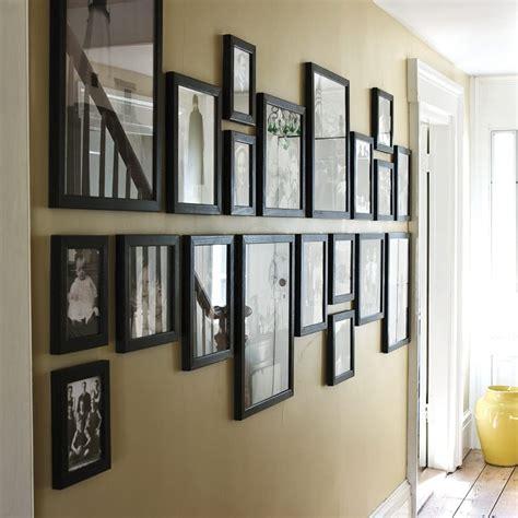Fotowand Im Flur Gestalten fotowand zu hause gestalten tipps und 25 kreative ideen