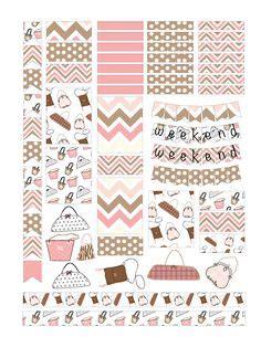 Nutella Aufkleber Kostenlos by Planner Journaling Printables Free Nutella Free