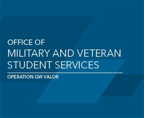 office of and veteran student services division