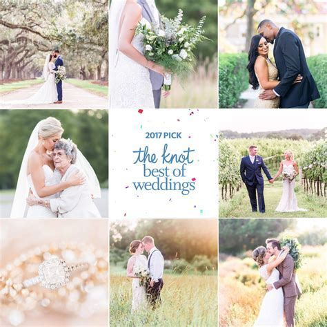 Voted ?The Best of Weddings? by The Knot   WV Wedding