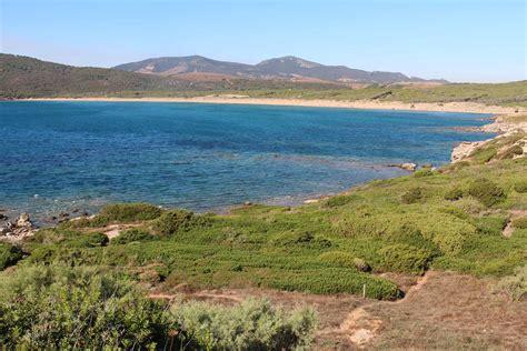 porto ferro alghero sardinia porto ferro landscape
