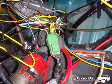 diy resistor box civic resistor box wiring eg 28 images civic eg view topic diy resistor box install w o cutting