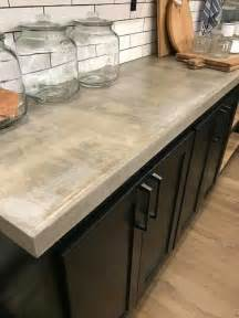 concrete countertops best 25 stained concrete countertops ideas on pinterest polished concrete countertops poured