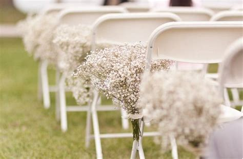 Can Plastic Folding Chairs Look Elegant For My Event