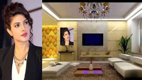 priyanka chopra house inside bollywood actress priyanka chopra s house inside video in
