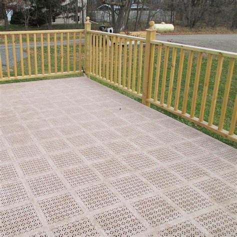 Patio Deck Tiles Rubber by Impressive Outdoor Decking 7 Rubber Patio Deck Tiles