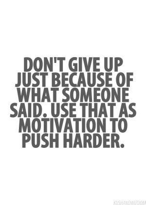 Just Give Up Quotes. QuotesGram