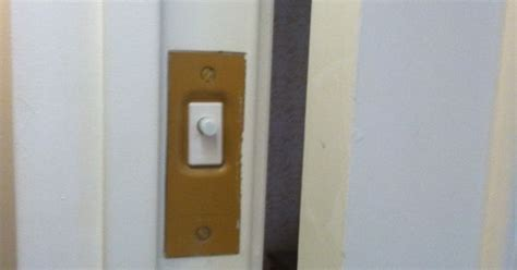 Closet Light Door Switch This Is A Light Switch In The Door Jam So When The Door To The Closet Is Opened The Light