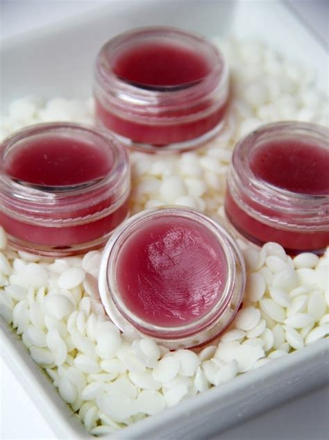 Steps For A Home Made Lip Balm by Lip Gloss Recipe How To Make Lip Gloss