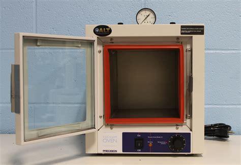 Oven Vacuum refurbished precision model 19 vacuum oven cat 51221162