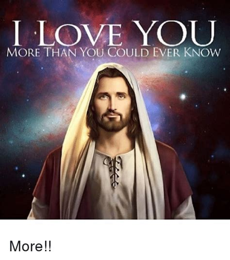 Love You More Meme - 25 best memes about i love you more than i love you