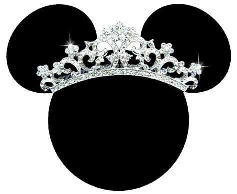minnie mouse head bow clipart 81