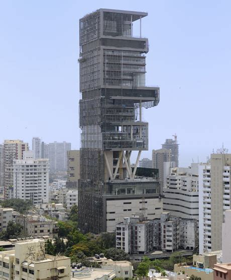 house record antilia world s most expensive house by mukesh ambani