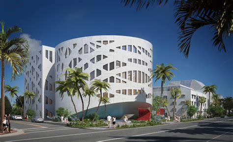 building new home design center forum faena forum by oma to open in miami beach in december 2015
