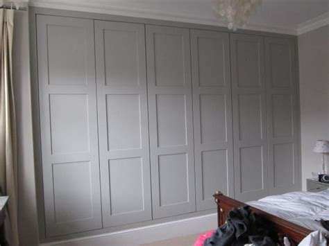 Bedroom Wardrobe Doors Best 25 Fitted Wardrobe Doors Ideas On Built