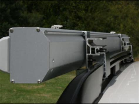 roo systems awning awning rail cl mount kit 4wd accessories roo