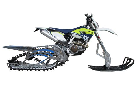 snow motocross bike vail snow bike rental husqvarna 450 fc with cmx snow
