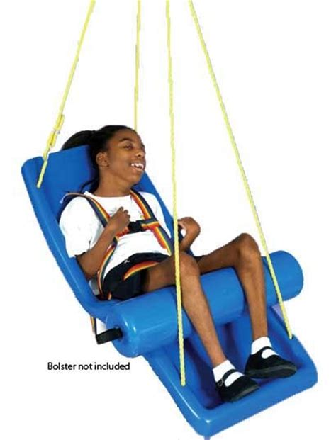 special needs swing seat full body swing skillbuilders special needs swings