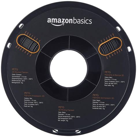 Amazonbasics Filament Abs by Now Selling Own Brand 3d Printer Filament 3d Printing Industry