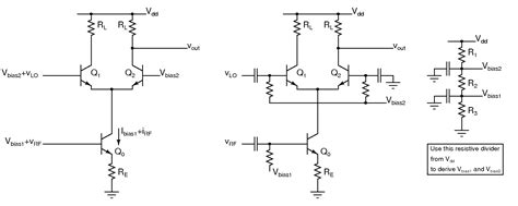 balanced diode mixer schematic courses ec330 2012 doublebalancedmixer integrated circuits and systems iit madras