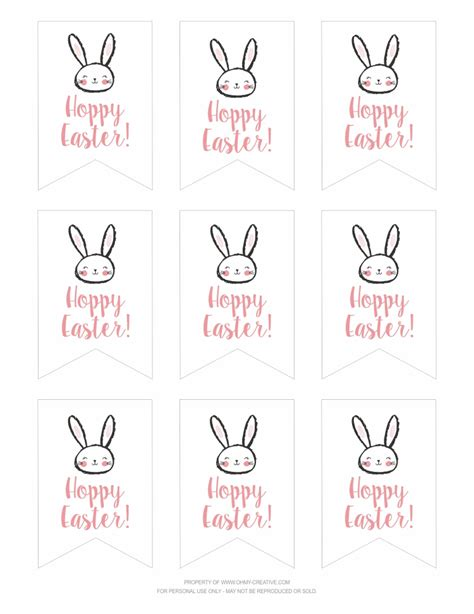 printable easter labels easter labels printable merry christmas and happy new