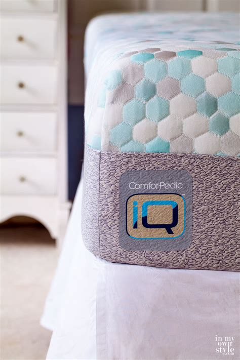 Iq Mattress by Bedroom Refresh With Comforpedic Iq In Own Style