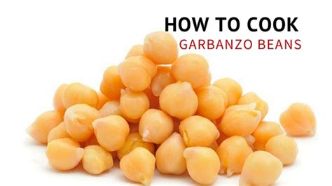 pantry raid how to cook garbanzo beans