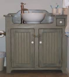 sink vanities through the front door