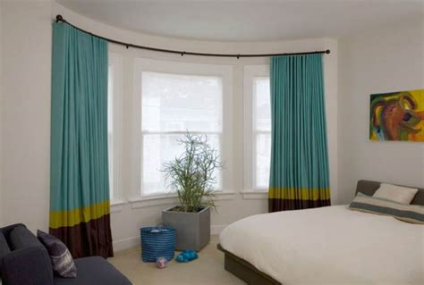 curtains for round bay windows 30 best curtain rail for bay windows ideas uk home decor