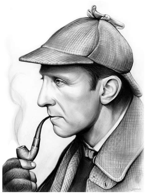 Peter Cushing as Sherlock Holmes by gregchapin on DeviantArt