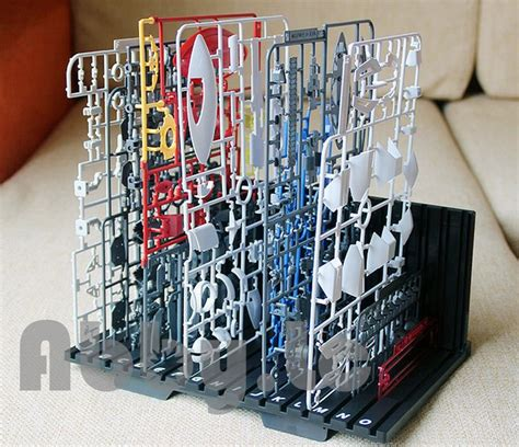 Pg Banshee By Parkz Toys Hobbies details about g temple gunpla parts runner shelf for