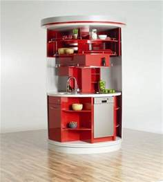 Compact Kitchen Designs | 10 compact kitchen designs for very small spaces digsdigs