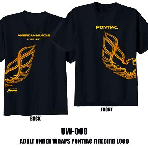 Tshirt Vintage Firebird hossrods pontiac firebird t shirt rod