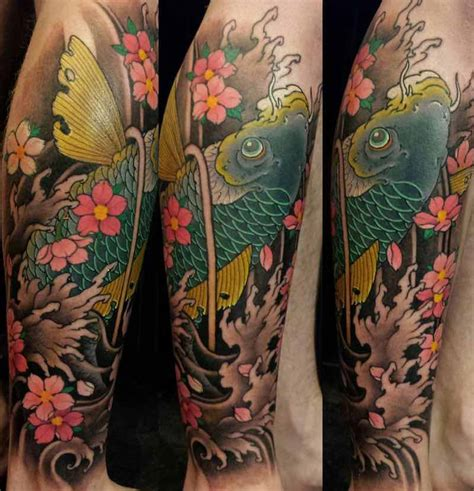 tomo tattoo instagram koi tattoo tattoo insider