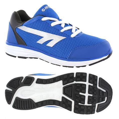 athletic shoes for boys hi tec pajo boys running shoes