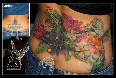 watercolor tattoo münchen bauer certified artist