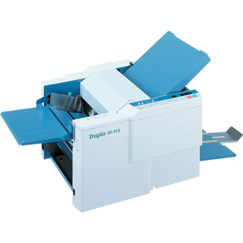 Desktop Paper Folding Machine - desktop duplo df 1200 a3 suction fed paper folding machine