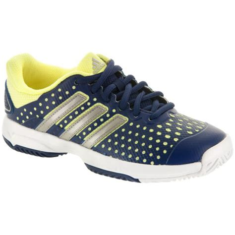adidas barricade team 4 junior tennis shoe midnight indigo