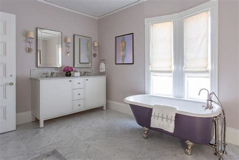 lavender bathroom walls costco studio bathe kalize double vanity with mirrors