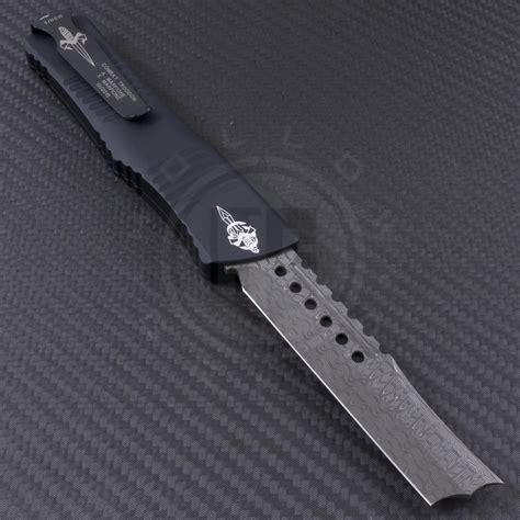 knife razor microtech knives custom combat troodon razor
