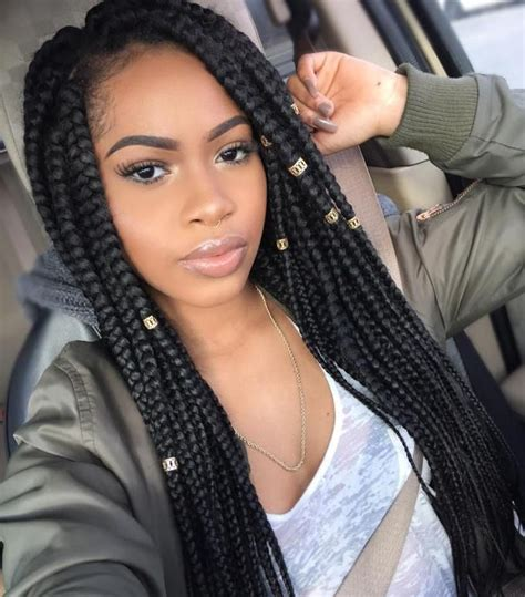 Wedding Box Braids by 25 Best Ideas About Box Braids On Black Box