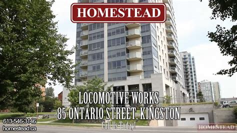 Kingston Appartments by Kingston Apartments For Rent Locomotive Works 85