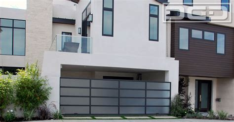 Automatic Home Design Modern Architectural Driveway Gates Automatic Remote