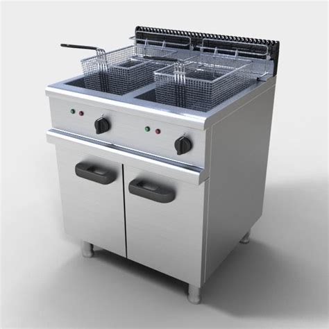 Restaurant Kitchen Appliances | 3d model restaurant kitchen equipment appliances