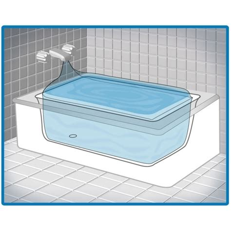 gallons of water in a bathtub how many gallons does a bathtub hold bathtub designs