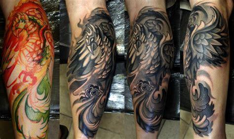 phoenix tattoo black and grey phoenix tattoo black and grey google search tattoos