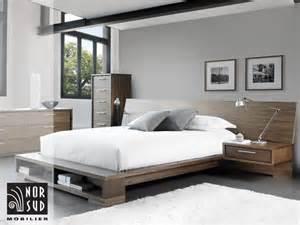 mobilier nor sud mobilier de chambre 224 coucher contemporain