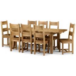 solid oak dining room tables sets collections