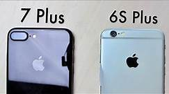iPHONE 6S PLUS Vs iPHONE 7 PLUS In 2018! ( Comparison / Review)