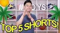 TOP 5 SHORTS TO WEAR WITH SNEAKERS